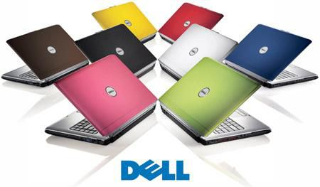 Dell notebook-ok