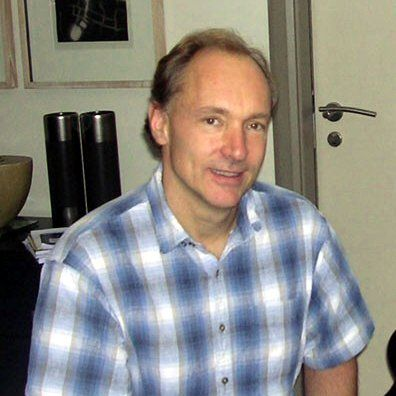 A Netscape - Tim Berners Lee