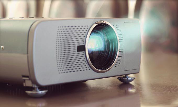Projector, beamer