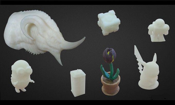 3D nyomtatás rendezvényen