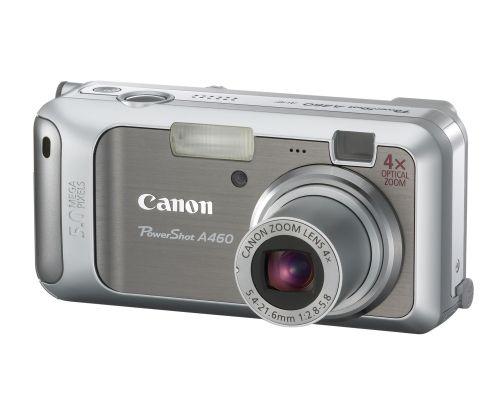 Canon PowerShot A460 digitális fényképezőgép bérlés, bérbeadás