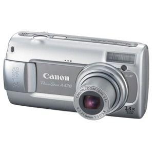 Canon PowerShot A470 digitális fényképezőgép bérlés, bérbeadás