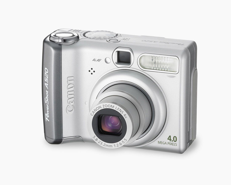 Canon PowerShot A520 digitális fényképezőgép bérlés, bérbeadás