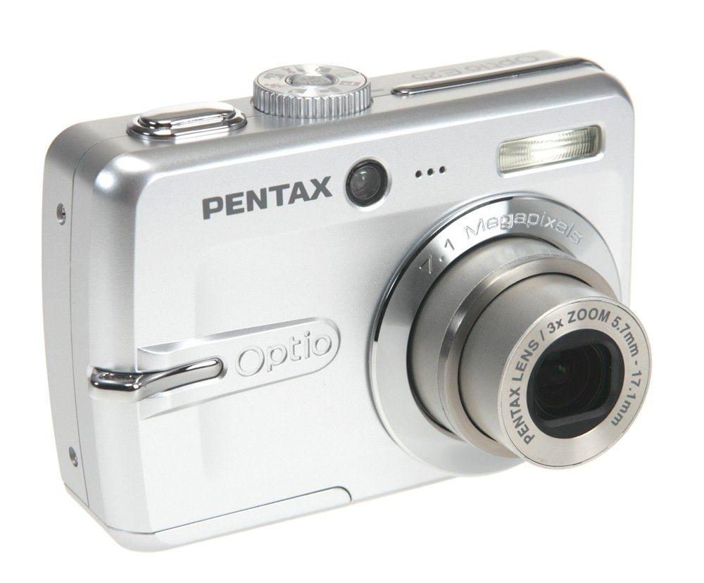 Pentax Optio E25 digitális fényképezőgép bérlés, bérbeadás