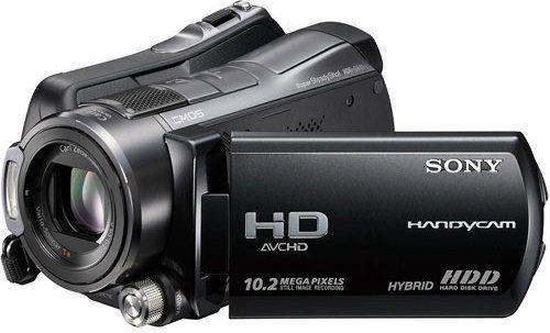 Sony HDR-SR11E HDD FULL HD videokamera bérlés, bérbeadás