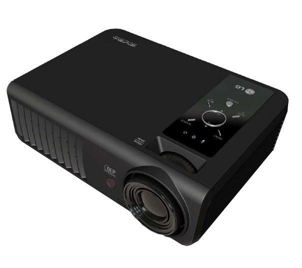 LG BX254 2500 ANSI LUMEN DLP projektor bérlés, bérbeadás 1 napra