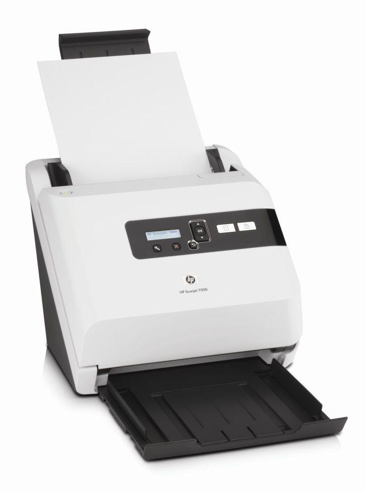 HP ScanJet 7000 dokumentumszkenner bérlés, bérbeadás 1 napra