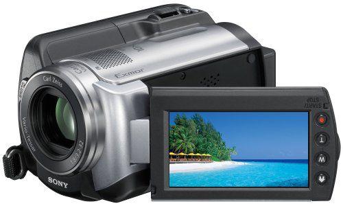 Sony HDR-XR106E FULL HD, merevlemezes videokamera bérlés, bérbeadás