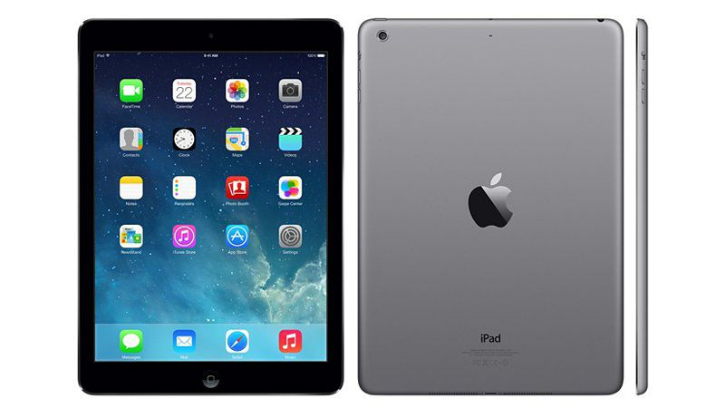 iPad bérlés, bérbeadás, kölcsönzés korlátlan internet eléréssel iPad Air 16GB 4G