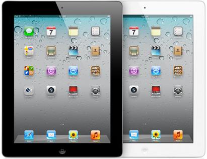 iPad bérlés, bérbeadás, kölcsönzés iPad 2 16 GB Wifi
