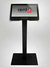 22 colos touch screen kioszk bérlés, bérbeadás 1 napra
