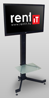 S Design V. - padló TV állvány bérlés, bérbeadás