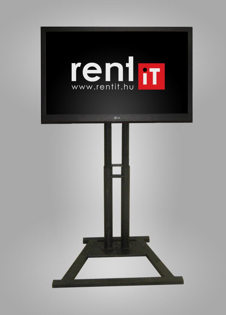 S Design IV. - padló TV állvány bérlés, bérbeadás