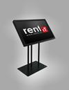 47 colos touch screen kioszk bérlés, bérbeadás 1 napra