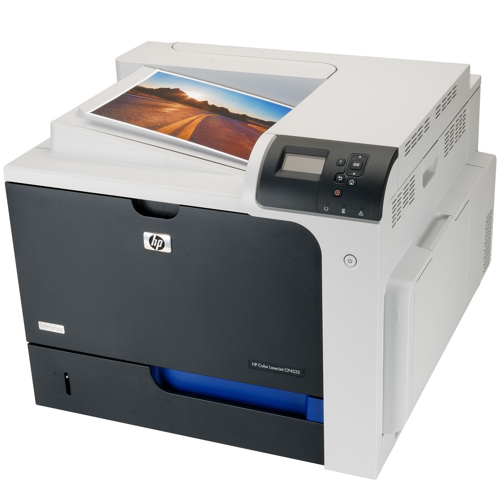 HP Color LaserJet CP4525dn színes nagy teljesítményű lézernyomtató bérlés, bérbeadás 1 napra