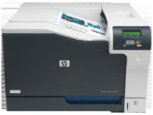 HP Color LaserJet CP5225dn színes nagy teljesítményű A3 lézernyomtató bérlés, bérbeadás