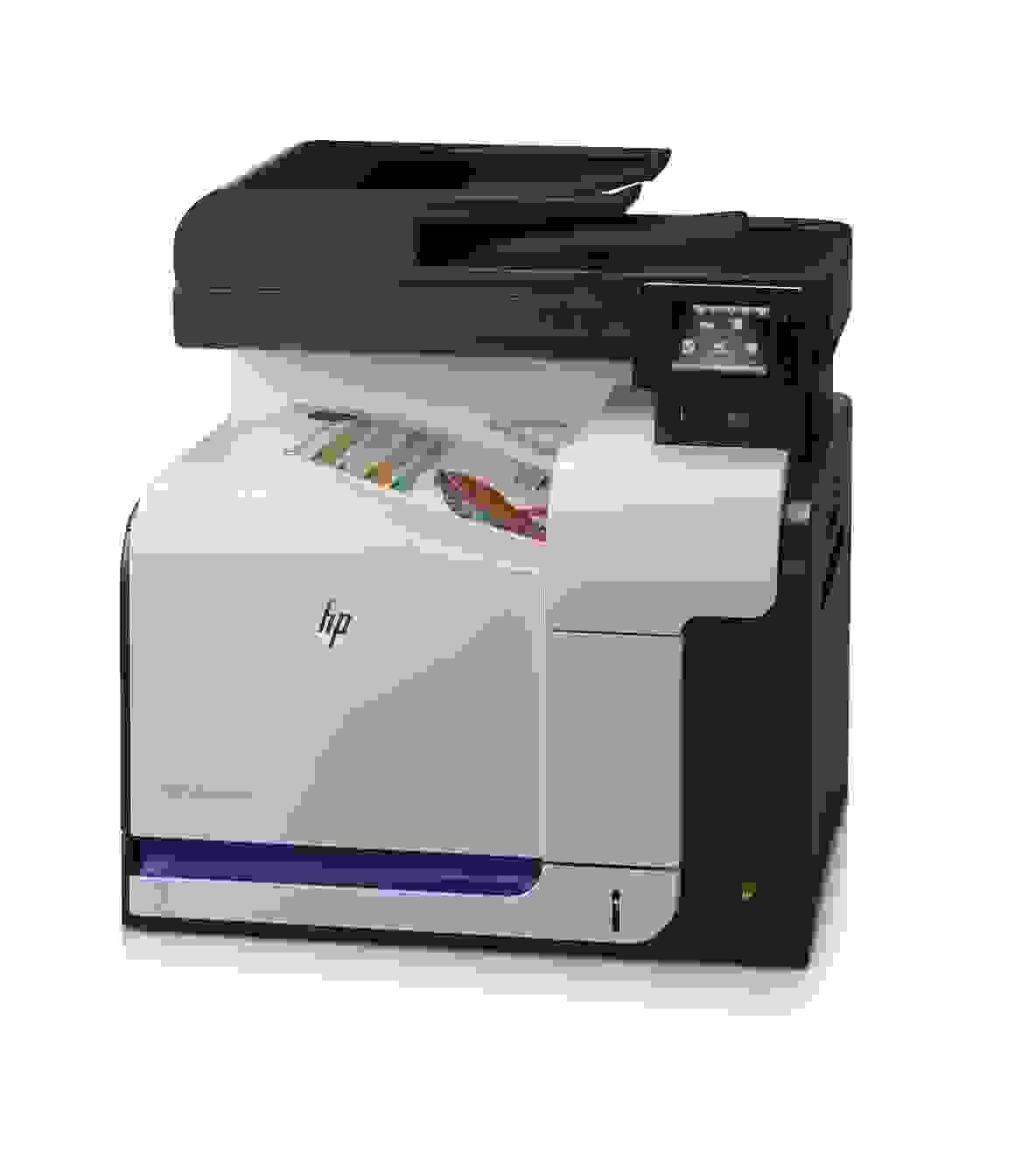 HP LaserJet Pro 500 color MFP M570dn (CZ271A) színes nagy teljesítményű multifunkciós lézernyomtató bérlés, bérbeadás 1 napra