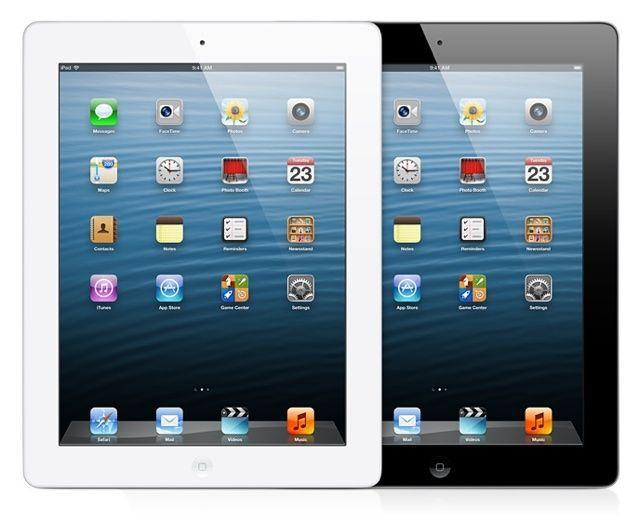 iPad bérlés, bérbeadás, kölcsönzés iPad 4 16GB 4G
