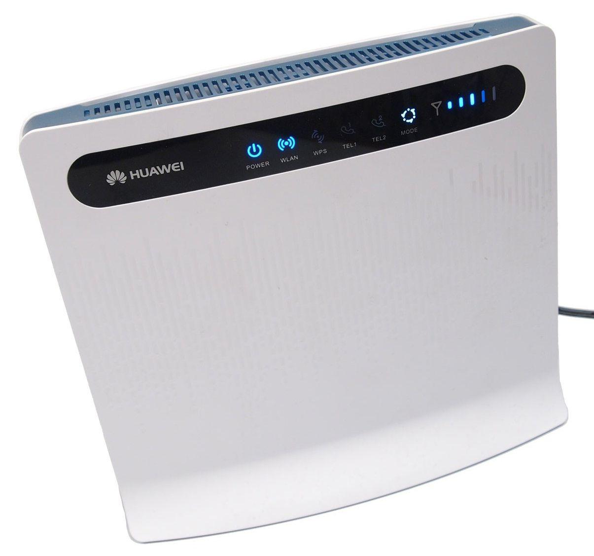 Huawei B593U-12 4G router bérlés, bérbeadás 1 napra