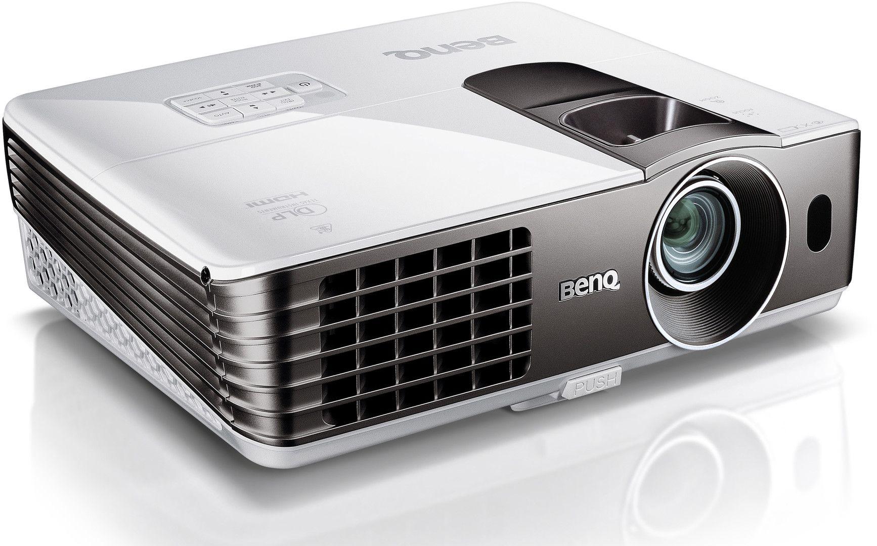 BenQ MW721 3500 ANSI WXGA DLP projektor bérlés, bérbeadás 1 napra