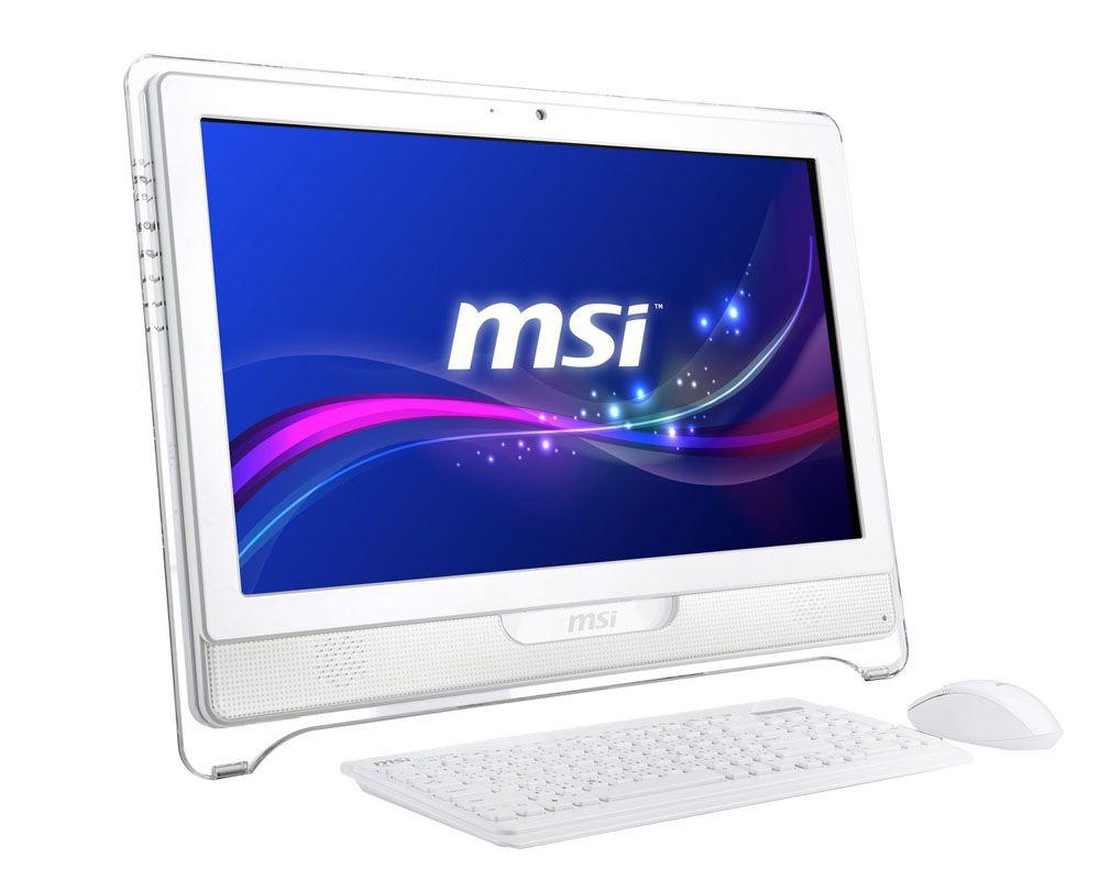 MSI Wind Top AE2211M All-In-One számítógép bérlés, bérbeadás