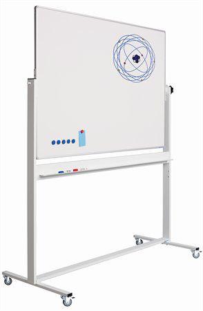 200x100 cm vízszintesen átfordítható mágneses tábla (whiteboard) bérlés, bérbeadás