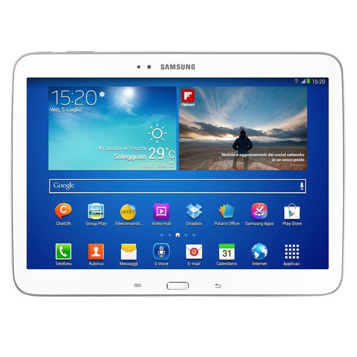 Samsung Galaxy Tab 3 10.1 Android tablet bérlés, bérbeadás