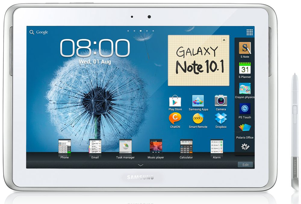 Samsung Galaxy Note 10.1 Android tablet bérlés, bérbeadás