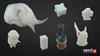 3D nyomtatás rendezvényen előre elkészített mintákból