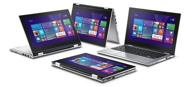 DELL Inspiron 3000  12 col touch laptop notebook bérlés, bérbeadás