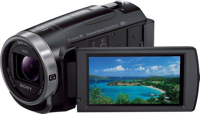 Sony HDR-CX625 Full HD memóriakártyás videokamera bérlés, bérbeadás