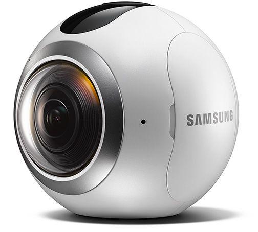 Samsung Gear 360 kamera bérlés, bérbeadás
