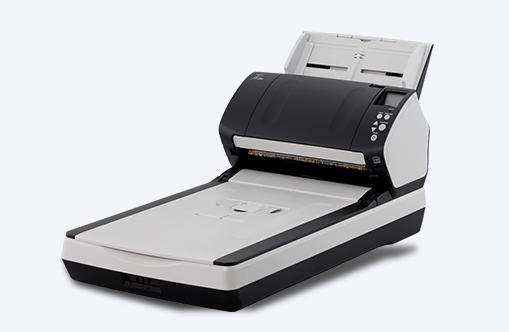 Fujitsu fi-7260 image scanner rental service