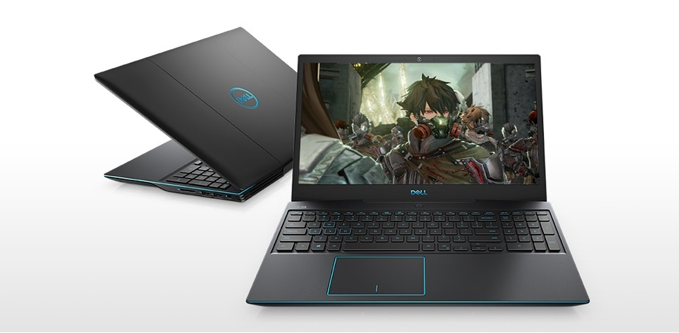 DELL G3 3500 gaming notebook, laptop rental service